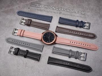 Dây da PU F1 Galaxy Watch (20mm-22mm)